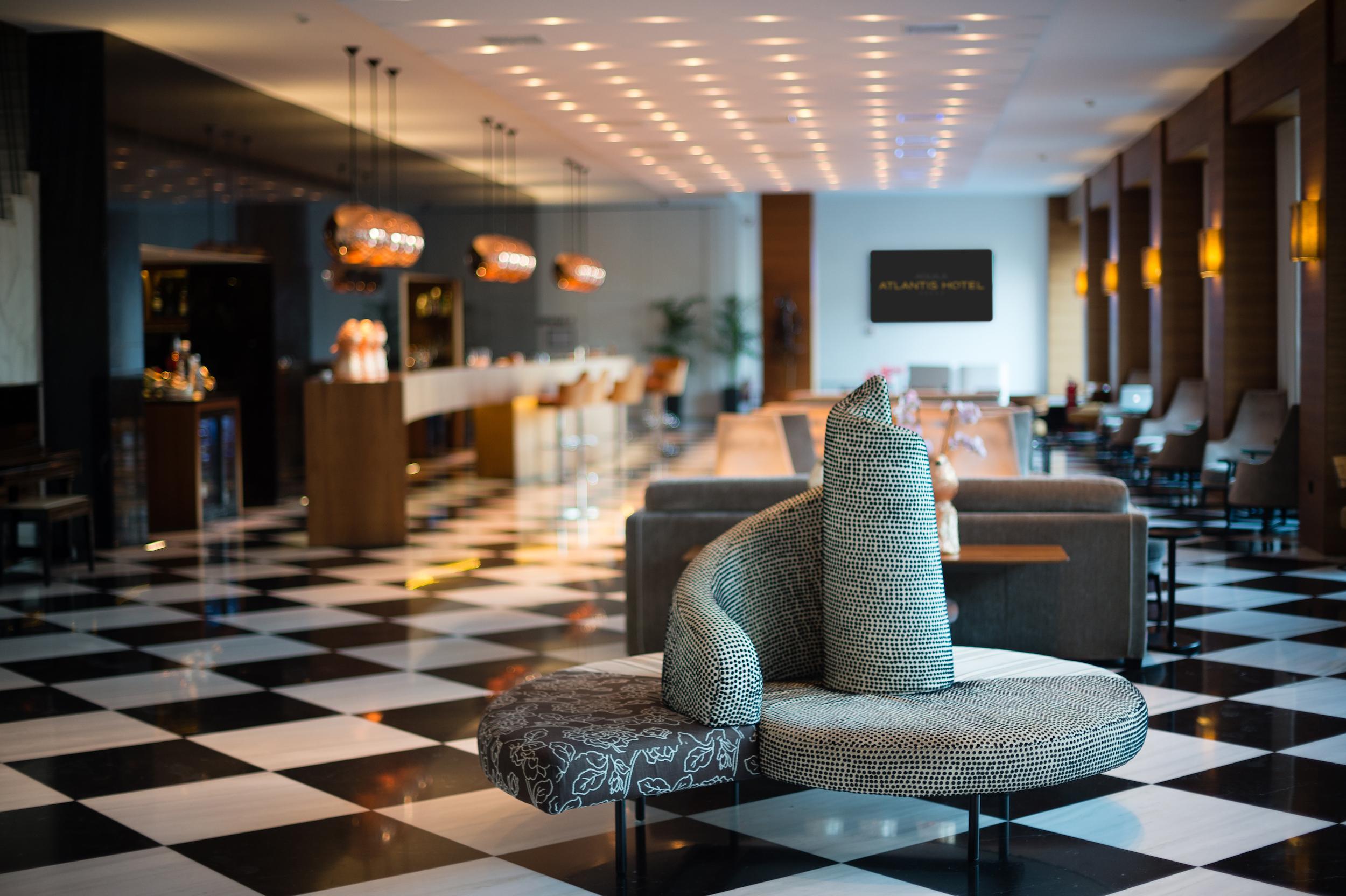 aquila atlantis hotel - lobby area 14 3