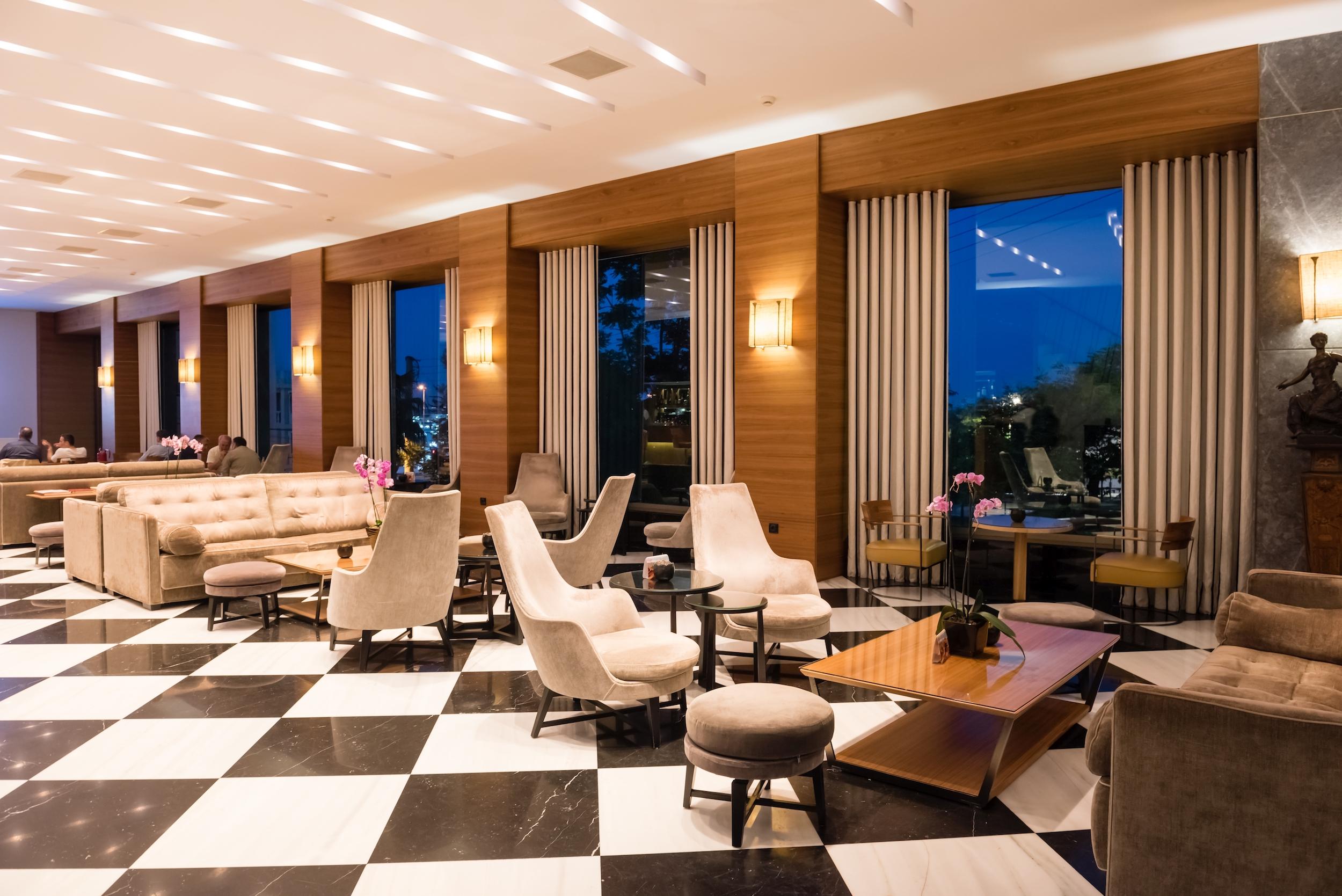 aquila atlantis hotel - lobby area 2